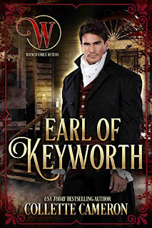 Earl of Keyworth - a regency romance book promotion sites Collette Cameron