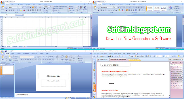 Microsoft Office 2007 Latest Version Free Download