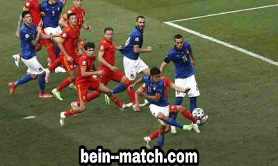 ماتيو بيسينا يضمن المركز الأول لإيطاليا وويلز المكونة من 10 لاعبين تأهلت في المركز الثاني