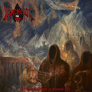 "Ο δίσκος των Blackevil ""Forever Baptised in Eternal Fire"""