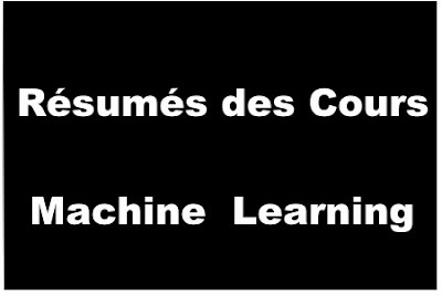 Résumé du Cour Mmachine Learning