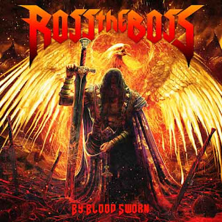 """Το βίντεο του Ross the Boss για το """"By Blood Sworn"""" από τον ομότιτλο δίσκο"""