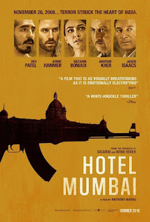 Hotel Mumbai First Look Poster 2