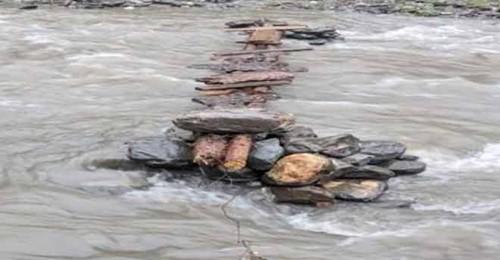 हिमाचल: बहू का पैर फिसला, ब्यास नदी में गिरी, बचाने के लिए कूद पड़ा ससुर,  दोनों बह गए