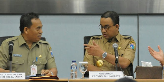 Sekda DKI: Sistem Perencanaan Anggaran Era Jokowi Disempurnakan Anies dengan Libatkan Warga