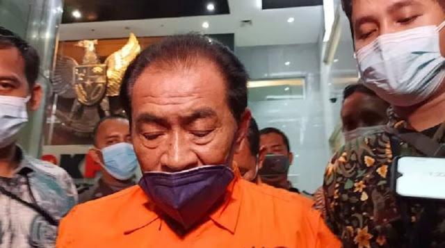 Bupati Penghina Luhut, Budhi Sarwono Resmi Ditetapkan Tersangka Kasus Korupsi