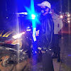 Pimpin Pelaksanaan Patroli Blue Light, Kapolsek Pattallassang Cegah Aksi Kriminalitas Dimalam Hari
