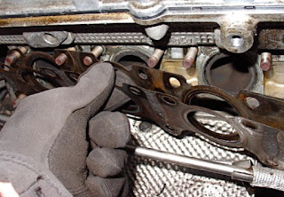 Repair Exhaust Manifold