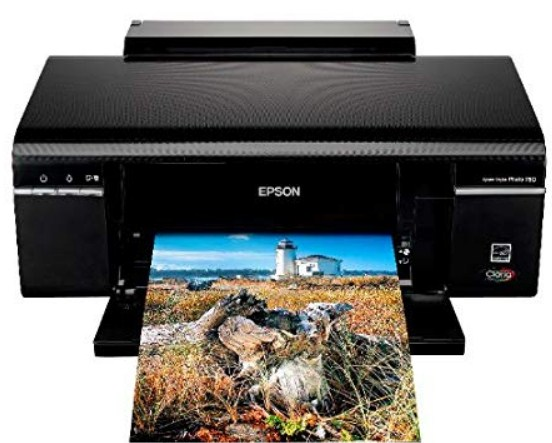 Epson Stylus Photo P50 6-Colour Photo Printer with Individual Inks