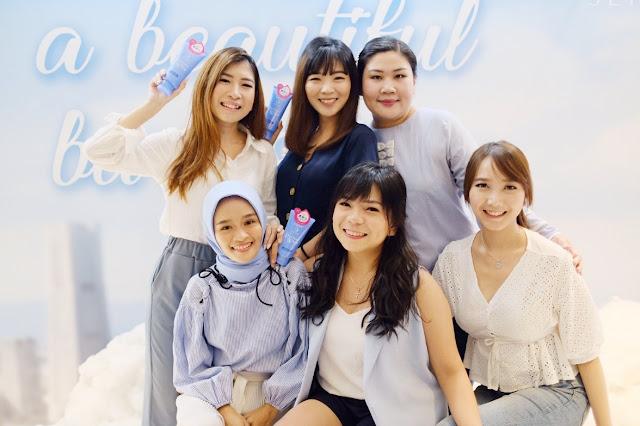 [Event Report] Senka Roadshow with Bandung Beauty Blogger