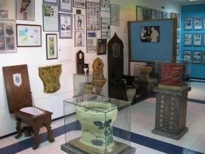 Sulabh International Toilet Museum, India