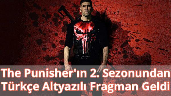 The Punisher 2. Sezon Türkçe Altyazılı Fragman İzle