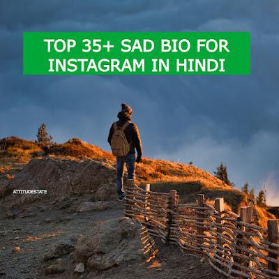 Sad Bio For Instagram