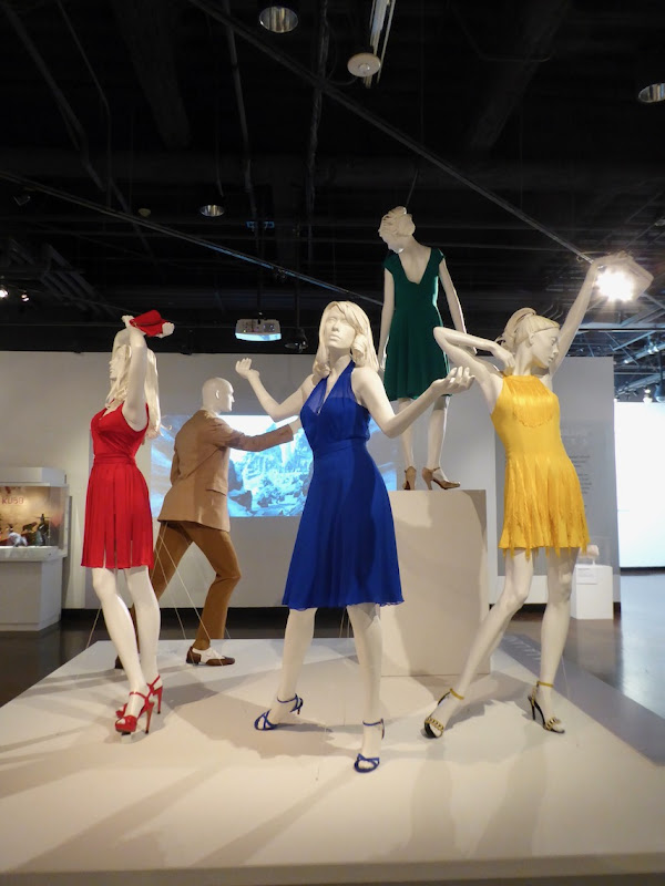 La La Land movie costumes