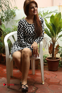 Actress Saloni Latest Pos in Short Dress  0305.JPG