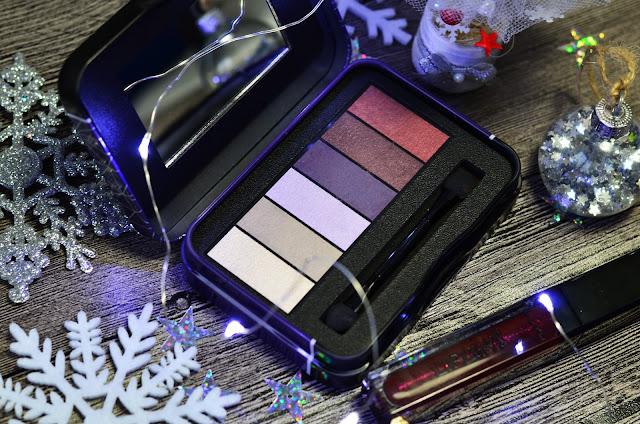 Новинки Beyu : Beyu  Liplight 35 Most Glamous & Beyu Be edgy eyeshadow palette 60 All excited
