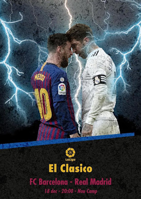 MATCHDAY!  Who will Win????????? #Messi vs #Ramos.