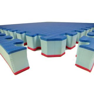 Greatmats tatami martial arts puzzle mats