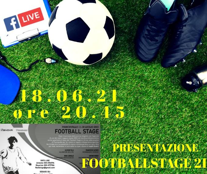 Chat live Pagina Facebook SNW Sport e Fballstage  ore 20.45  18 giugno 2021