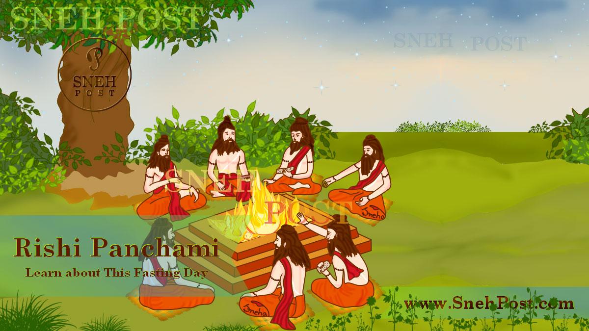 Rishi Panchami: Saptarshi yagya