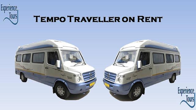 Tempo Traveller on Rent Delhi for Memorable Outstation Tour