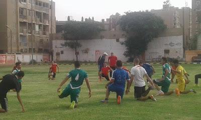 """المنيا يواجه مركز شباب نصر ملوي وديا استعدادا للموسم الجديد من الممتاز """"ب"""""""
