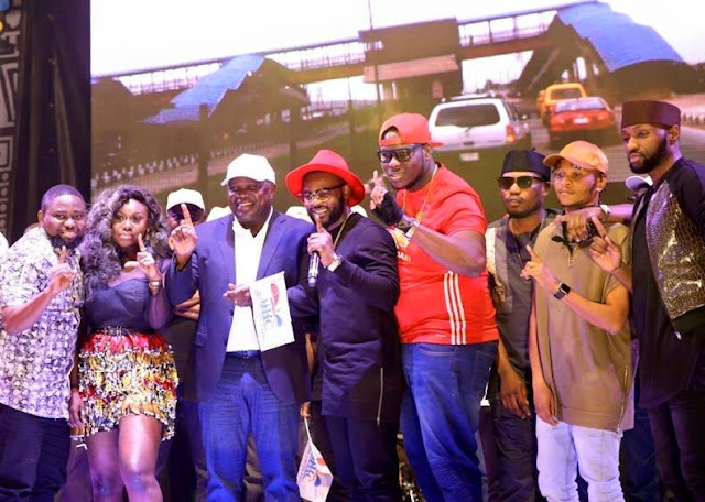 Lagos State Governor, Mr. Akinwunmi Ambode offers amnesty to cultists At Ikorodu Fiesta.
