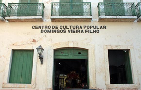 Centro de Cultura Popular Domingos Vieira Filho (Casa de Festa) - São Luís