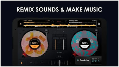 Aplikasi Musik DJ Terbaik - edjing Mix
