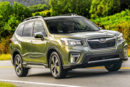 2019 Subaru Forester Drivers' Notes Survey | Space with a view