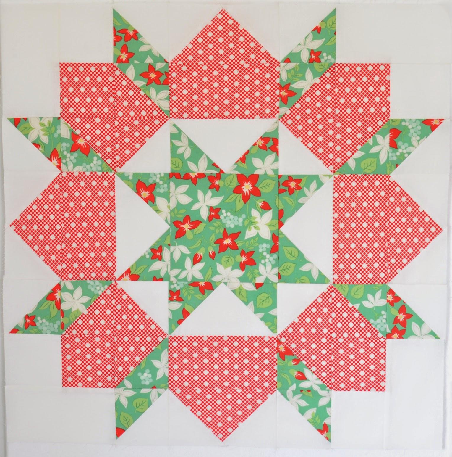Hyacinth Quilt Designs Big Blocks