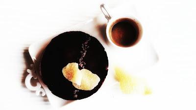 torta cioccolato mele e zenzero