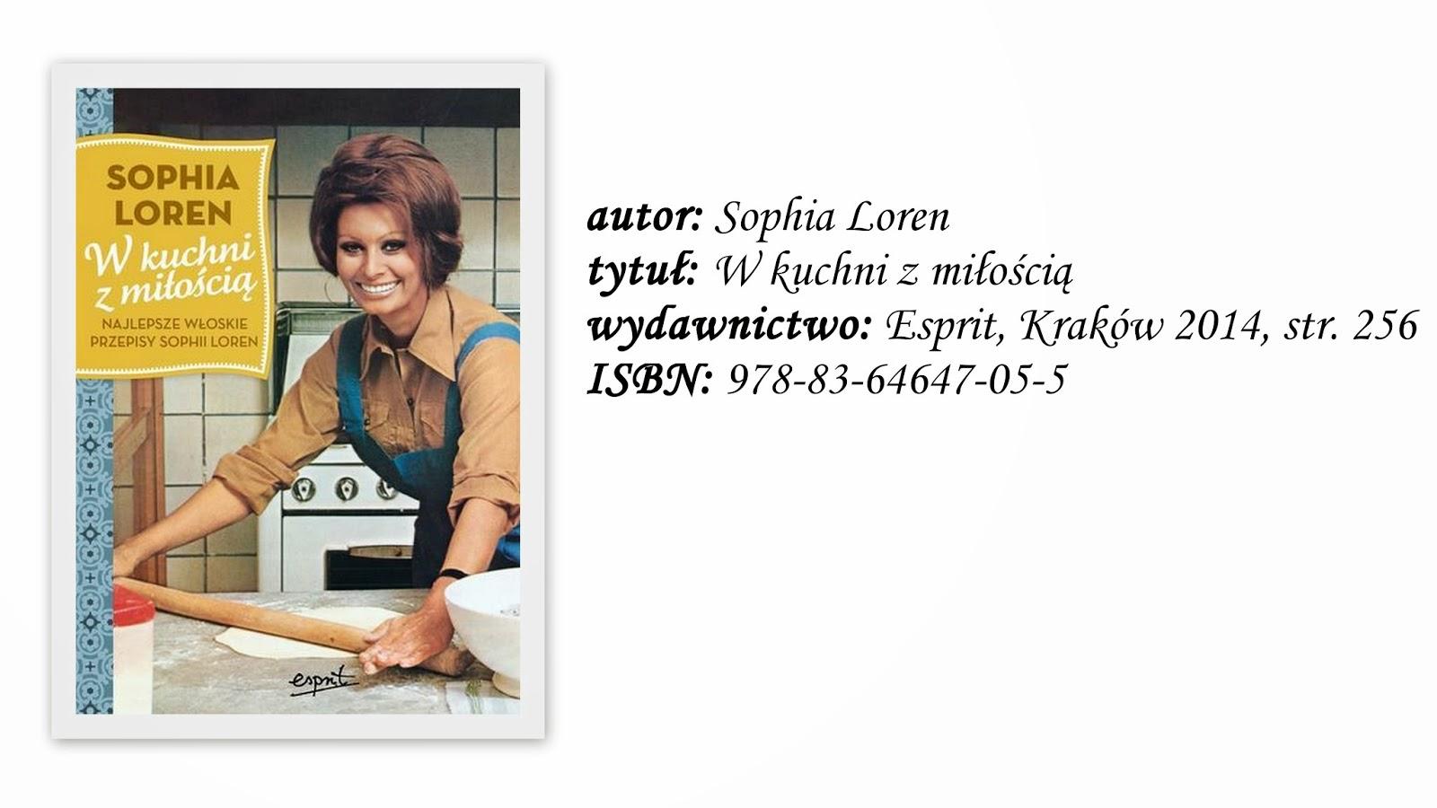 W Kuchni Z Miłością Sophia Loren Zaległa Recenzja Z 2014 R