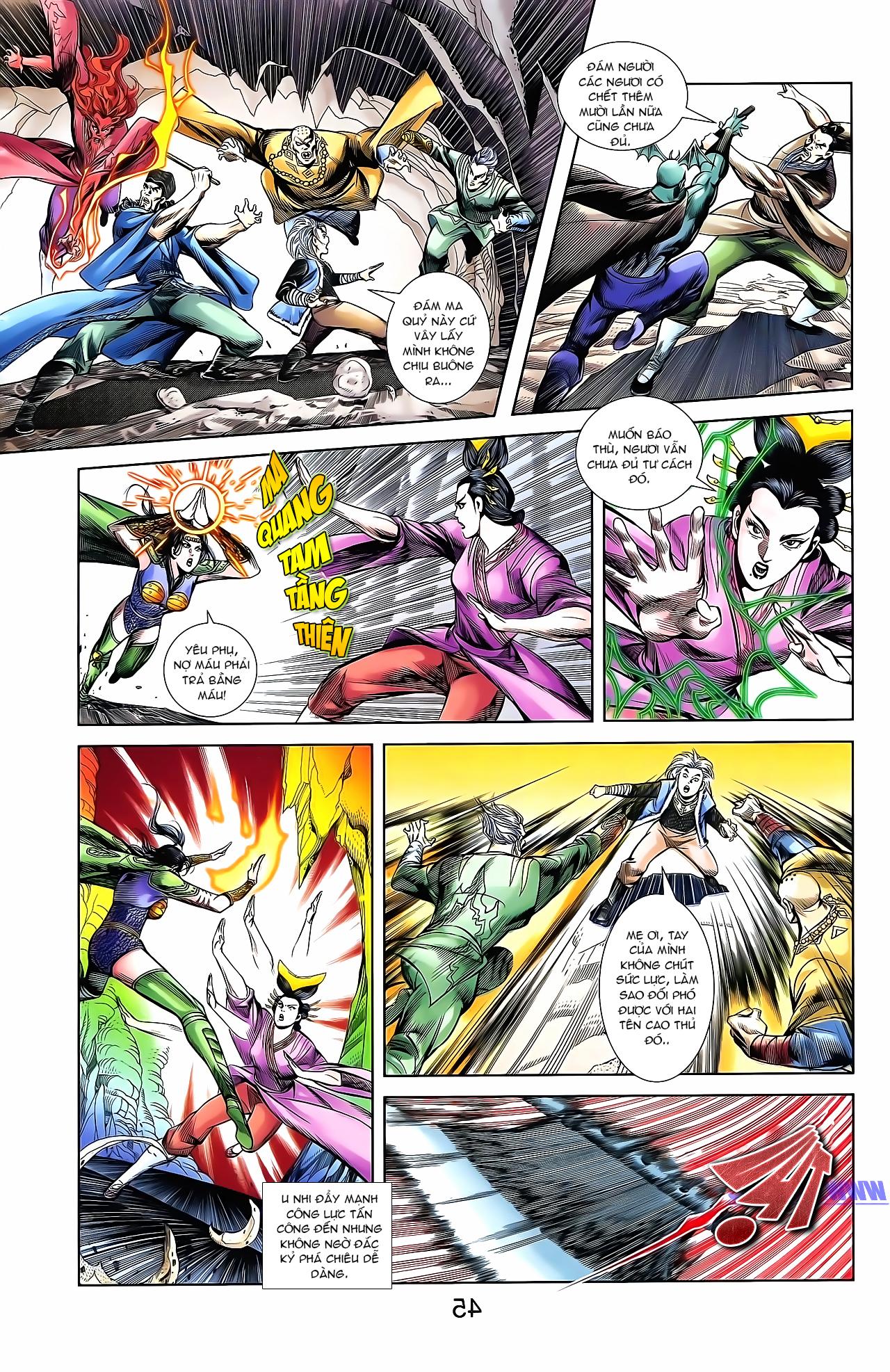 Cơ Phát Khai Chu Bản chapter 162 trang 23