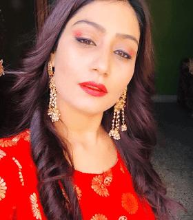 bhojpuri actress neetika jaiswal