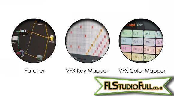FL Studio 11 - Novos Plugins - Patcher, VFX Key Mapper, VFX Color Mapper