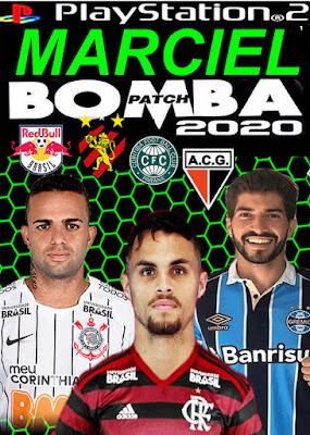 PES 2020 (ISO) (PS2) COM NARRAÇÃO DO GALVÃO BUENO