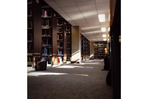 Light in the Library