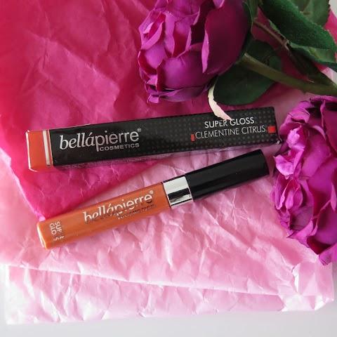 """""""Bellapierre"""" Lūpų blizgis Clementine Citrus"""
