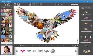 برنامج, لعمل, تشكيلة, من, الصور, وصناعة, الكولكشن, بطريقة, إحترافية, ShapeX, اخر, اصدار