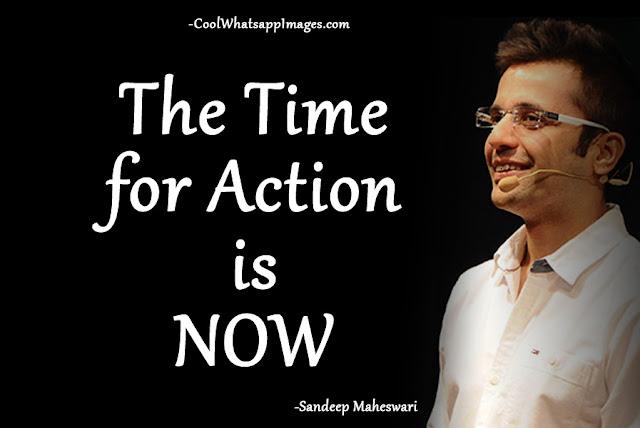 Quotes of Sandeep Maheswari