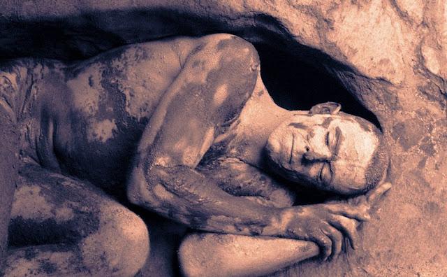 Manusia pernah bisa hibernasi