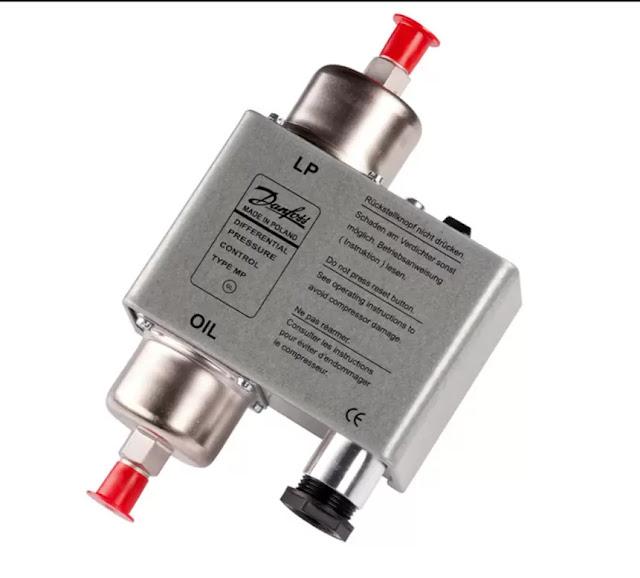 Differential Oil Pressure switch