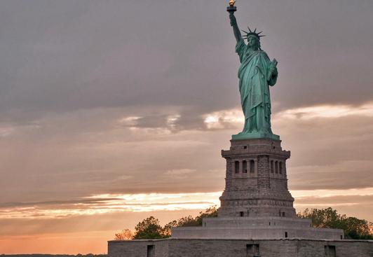 Last Days Watchman: Statue of Liberty, a Pagan-Islamic Curse on America?