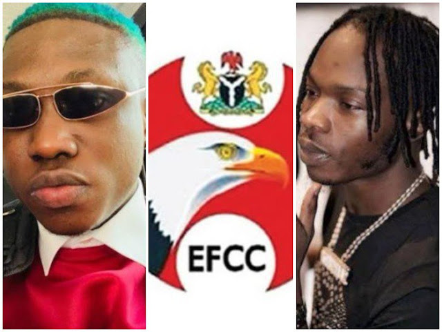 Do You Think It Was Right For EFCC To Have Arrested Naira Marley And Zlatan?