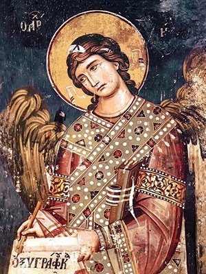 Archangel Gabriel: The messenger of God's will - The ...