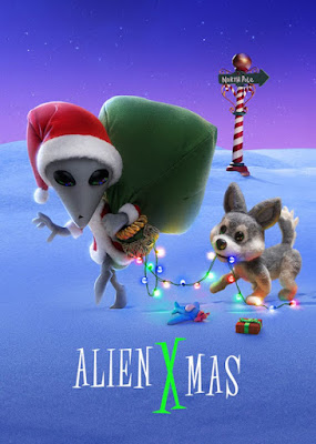 Alien Xmas 2020 Dual Audio Hindi 720p HDRip Download