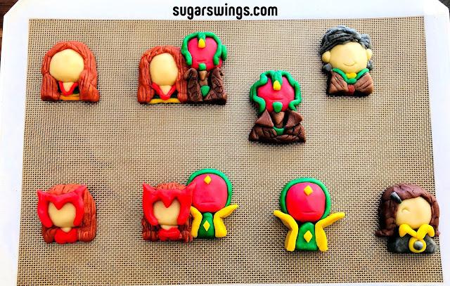 Wanda Vision Cookies