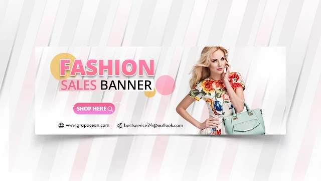 How to make a professional offer banner | Adobe Photoshop Cc