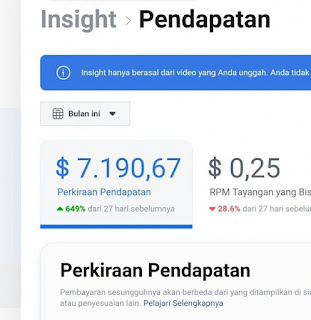 Cara Monetisasi Video Facebook dengan Iklan In-Stream